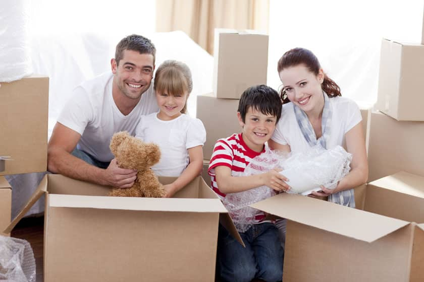 Family Move Property Managers Chicago, Illinois